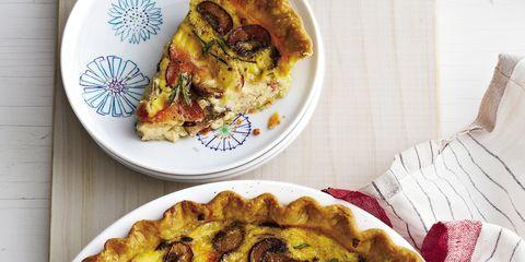 Food, Cuisine, Dish, Ingredient, Pizza, Plate, Tableware, Baked goods, Recipe, Dishware,