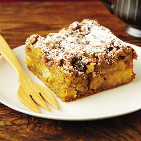 Butternut Squash-Apple Coffee Cake Recipe - Prevention.com