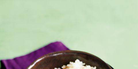 Food, Cuisine, Recipe, Rice, Dish, Ingredient, Spoon, Meal, Serveware, Kitchen utensil,