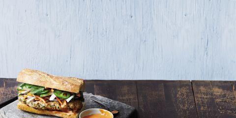 Wood, Finger food, Food, Sandwich, Ingredient, Dish, Cuisine, Breakfast, Baked goods, Meal,