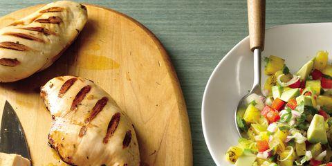 Wood, Food, Cuisine, Dishware, Salad, Tableware, Meal, Plate, Kitchen utensil, Ingredient,
