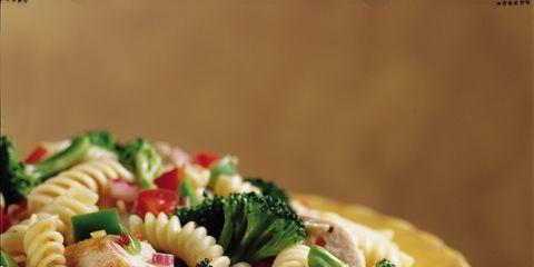 Food, Ingredient, Vegetable, Rotini, Fusilli, Cuisine, Produce, Recipe, Dish, Garnish,