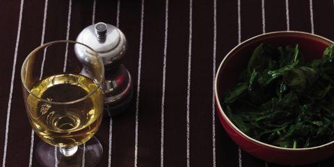Food, Ingredient, Cuisine, Dishware, Tableware, Dish, Leaf vegetable, Lemon, Recipe, Produce,