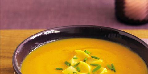 Food, Serveware, Soup, Tableware, Dish, Ingredient, Potage, Recipe, Bisque, Garnish,