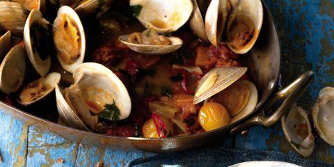 Food, Seafood, Tableware, Serveware, Ingredient, Cuisine, Bivalve, Dishware, Recipe, Meal,