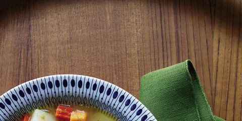 Food, Soup, Dish, Cuisine, Produce, Dishware, Collar, Fluid, Recipe, Tableware,