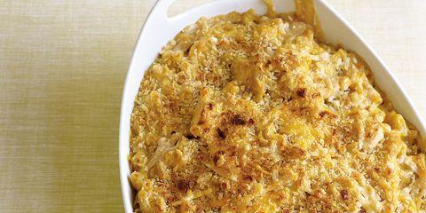 Food, Yellow, Cuisine, Ingredient, Dish, Casserole, Recipe, Kitchen utensil, Comfort food, Dessert,
