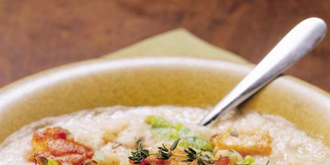 Food, Cuisine, Dish, Tableware, Recipe, Ingredient, Garnish, Kitchen utensil, Spoon, Serveware,