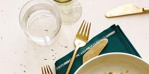 Dishware, Cuisine, Food, Cutlery, Tableware, Kitchen utensil, Serveware, Fork, Dish, Recipe,