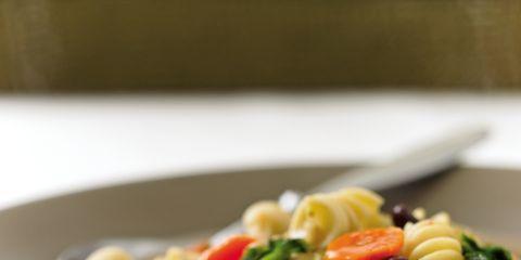 Fusilli, Food, Rotini, Ingredient, Cuisine, Produce, Pasta, Tableware, Recipe, Dish,