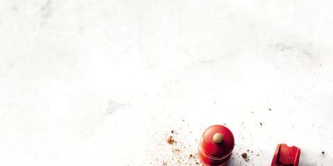 Ingredient, Red, Carmine, Powder, Spice, Chemical compound, Chili powder, Spice mix, Sand, Seasoning,