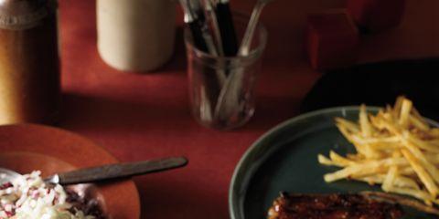 Food, Cuisine, Beef, Ingredient, Meat, Tableware, Dish, Pork, Dishware, Meal,