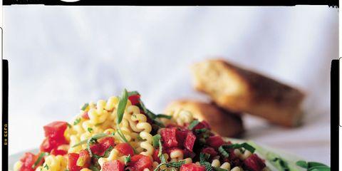 Food, Cuisine, Dish, Recipe, Produce, Corn kernels, Garnish, Corn salad, Food group, Ingredient,