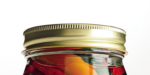 Pickling, Fluid, Produce, Food, Preserved food, Mason jar, Canning, Achaar, Food storage containers, Home accessories,