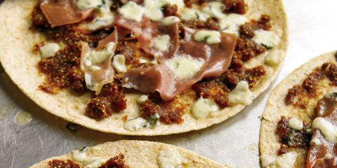 Food, Cuisine, Finger food, Dish, Pizza, Baked goods, Flatbread, Recipe, Fast food, Snack,