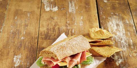 Wood, Food, Finger food, Cuisine, Sandwich, Ingredient, Vegetable, Hardwood, Baked goods, Meal,