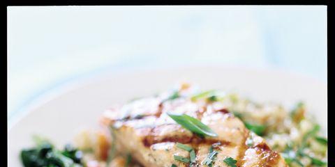 Cuisine, Food, Dishware, Ingredient, Dish, Recipe, Plate, Garnish, Tableware, Serveware,