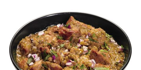 Food, Cuisine, Recipe, Dish, Ingredient, Cookware and bakeware, Cooking, Bowl, Meat, Stuffing,