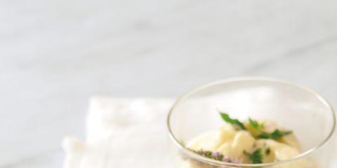 Food, Cuisine, Garnish, Serveware, Ingredient, Recipe, Dish, Delicacy, Bavarian cream, Side dish,