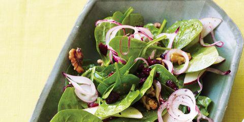 Dishware, Food, Leaf, Kitchen utensil, Cuisine, Cutlery, Salad, Ingredient, Leaf vegetable, Tableware,