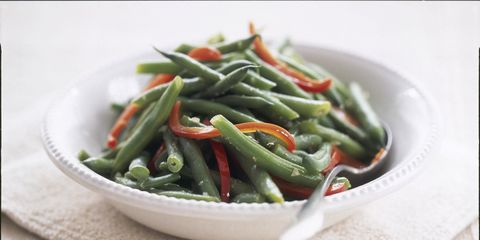 Food, Dishware, Vegetable, Ingredient, Produce, Cuisine, Bean, Serveware, Common bean, Green bean,