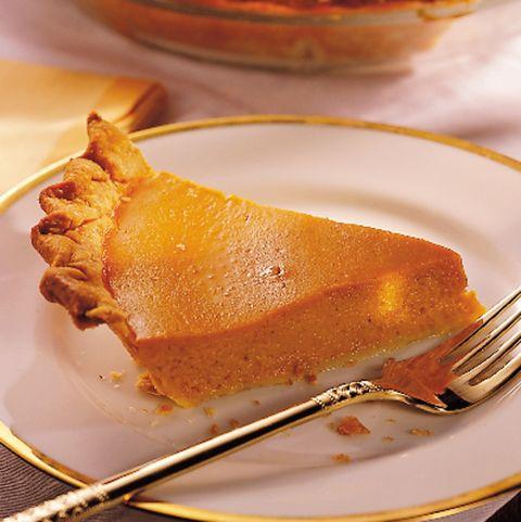 Best Ginger Pumpkin Pie Recipe - Prevention.com