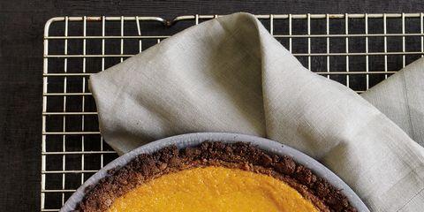 Yellow, Food, Ingredient, Dish, Serveware, Recipe, Tableware, Cuisine, Sugar pie, Custard tart,