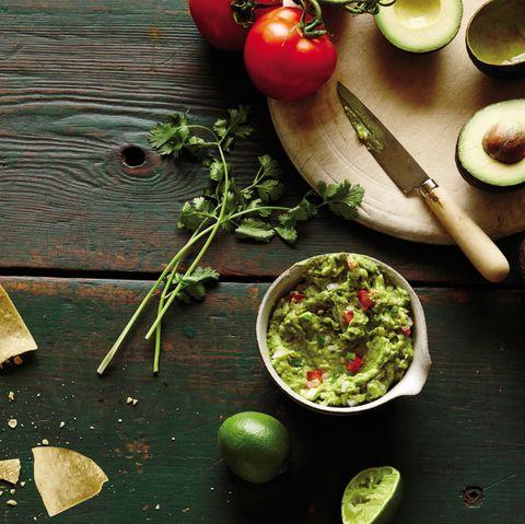 Food, Cuisine, Ingredient, Dish, Vegetarian food, Guacamole, Superfood, Produce, Vegetable, Still life photography,