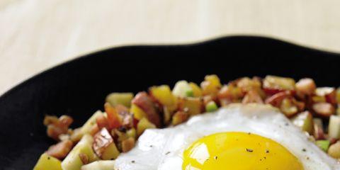 Food, Egg yolk, Fried egg, Ingredient, Dishware, Breakfast, Egg white, Meal, Tableware, Dish,