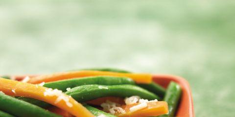 Green, Ingredient, Food, Produce, Vegetable, Bean, Recipe, Green bean, Dish, Fast food,