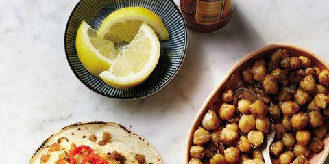 Food, Ingredient, Cuisine, Tableware, Dish, Produce, Plate, Recipe, Serveware, Dishware,
