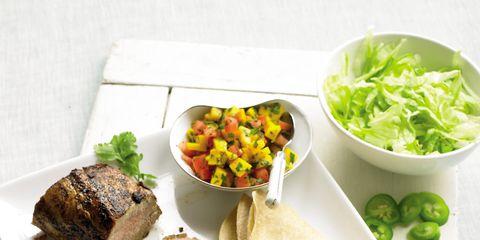 Food, Cuisine, Dish, Ingredient, Finger food, Meal, Dishware, Recipe, Leaf vegetable, Tableware,