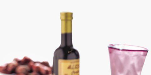 Food, Bottle, Glass bottle, Drink, Alcoholic beverage, Alcohol, Ingredient, Serveware, Produce, Dishware,