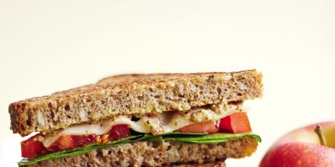 Food, Finger food, Cuisine, Produce, Green, Vegetable, Ingredient, Sandwich, Baked goods, Dish,