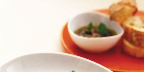 Food, Ingredient, Cuisine, Dishware, Serveware, Dish, Tableware, Recipe, Leaf vegetable, Finger food,