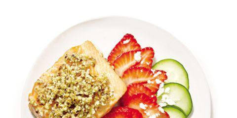 Food, Cuisine, Vegetable, Ingredient, Produce, Plate, Cucumber, Dish, Tableware, Dishware,