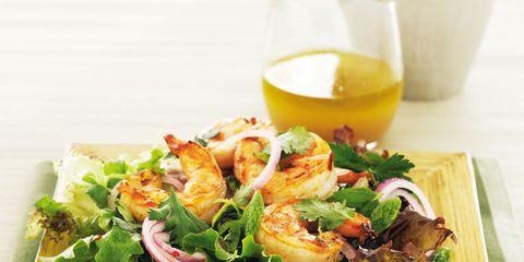 Food, Serveware, Cuisine, Ingredient, Leaf vegetable, Tableware, Dishware, Dish, Plate, Drink,