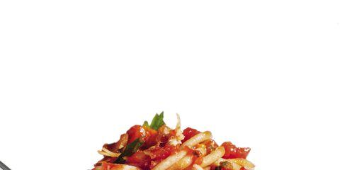 Food, Cuisine, Ingredient, Dish, Recipe, Garnish, Fast food, Meat, Cooking, Pork,