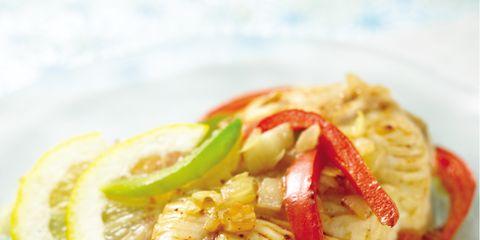 Food, Ingredient, Produce, Cuisine, Dishware, Recipe, Garnish, Culinary art, Dish, Vegetable,