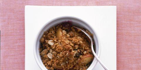 Food, Ingredient, Tableware, Recipe, Kitchen utensil, Dish, Spoon, Mixture, Comfort food, Cutlery,
