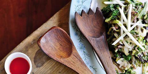 Dishware, Food, Tableware, Ingredient, Kitchen utensil, Cutlery, Cuisine, Serveware, Knife, Recipe,