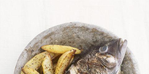 Yellow, Food, Ingredient, Seafood, Fish, Grey, Fish, Recipe, Dish, Fried fish,