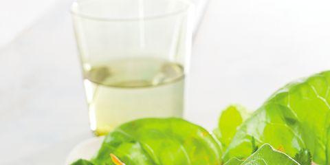 Cuisine, Food, Leaf, Ingredient, Dishware, Serveware, Leaf vegetable, Dish, Recipe, Glass,