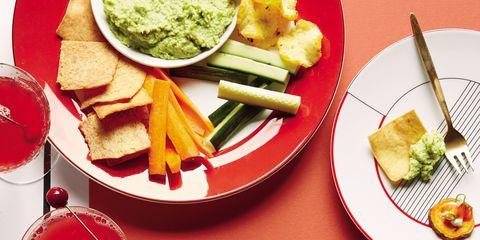 Dishware, Cuisine, Food, Dish, Tableware, Meal, Recipe, Finger food, Plate, Garnish,