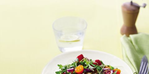 Dishware, Serveware, Food, Tableware, Ingredient, Cuisine, Meal, Plate, Kitchen utensil, Cutlery,