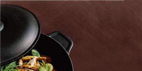 Food, Cuisine, Ingredient, Cookware and bakeware, Recipe, Dish, Produce, Cooking, Stir frying, Frying pan,