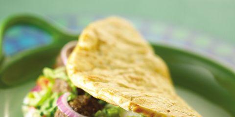Food, Cuisine, Dish, Corn tortilla, Recipe, Ingredient, Taco, Finger food, Korean taco, Flatbread,