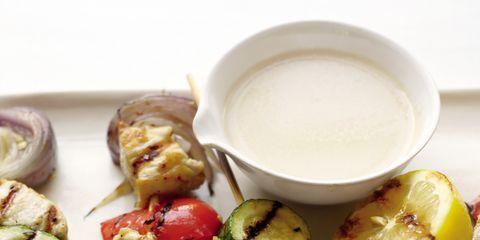 Food, Serveware, Cuisine, Finger food, Dishware, Meal, Dish, Ingredient, Brochette, Tableware,