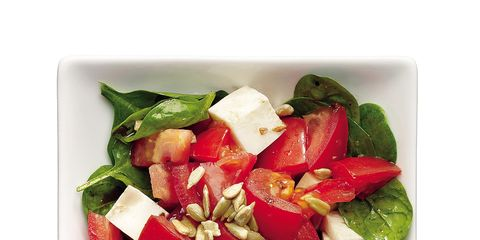 Salad, Food, Vegetable, Cuisine, Produce, Ingredient, Tableware, Dishware, Garden salad, Leaf vegetable,