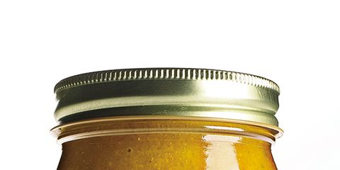 Fluid, Yellow, Canning, Mason jar, Preserved food, Food storage containers, Amber, Home accessories, Ingredient, Food storage,